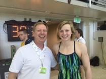 Atlanta, Mai 2016: Atlanta Classic Swim Meet.